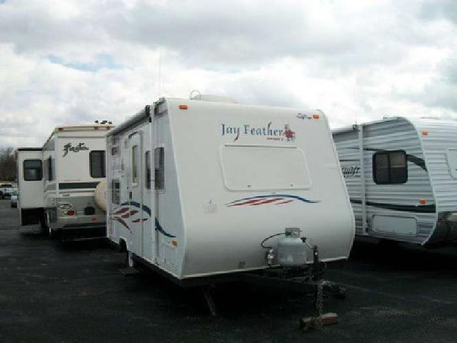 12 900 2007 Jayco Jay Feather 165 For Sale In Springfield