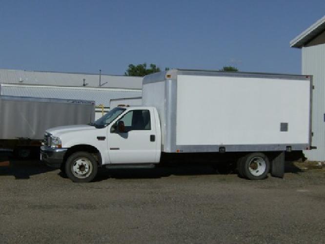 $12,900 F550 2005 6.0 Diesel, Auto