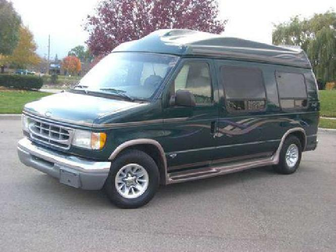 12 900 Ford High Top Conversion Van For Sale In Saint