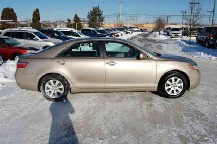 $12,903 2008 Toyota Camry XLE
