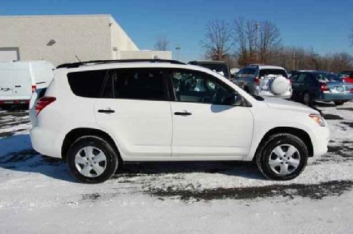 $12,903 2009 Toyota RAV4 Base