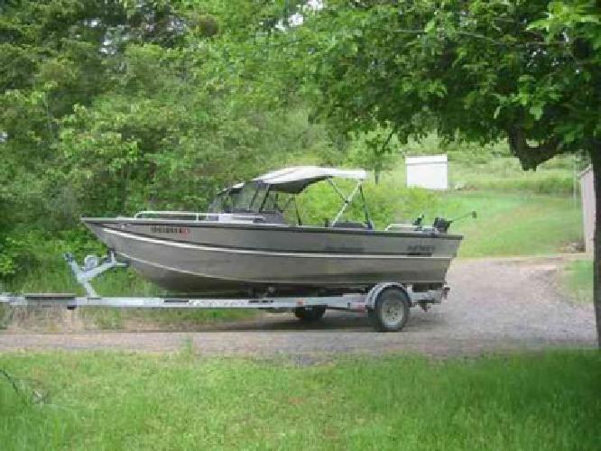 $12,950 19 FT Hewescraft Searunner for sale in Spokane