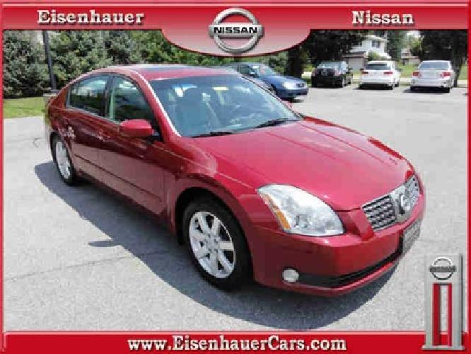 $12,990 2005 Nissan Maxima 3.5 SL
