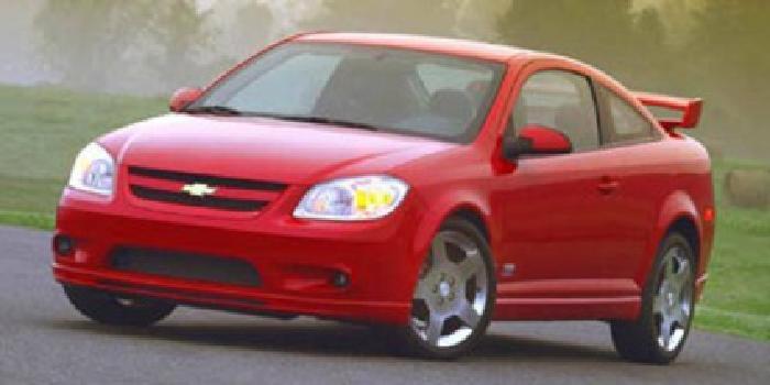 $12,990 2007 Chevrolet Cobalt SS