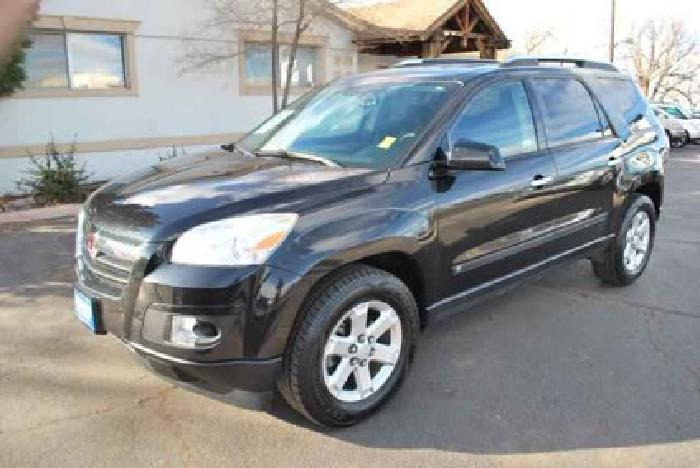 $12,990 Used 2008 Saturn Outlook for sale.