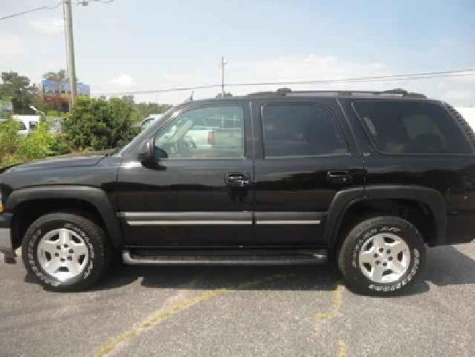 12 995 used 2005 chevrolet tahoe for sale for sale in greenville north carolina classified. Black Bedroom Furniture Sets. Home Design Ideas