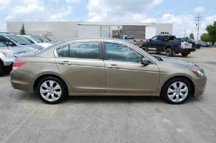 $12,996 2009 Honda Accord Sdn EX