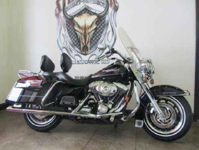 $12,999 2007 Harley-Davidson FLHR Road King