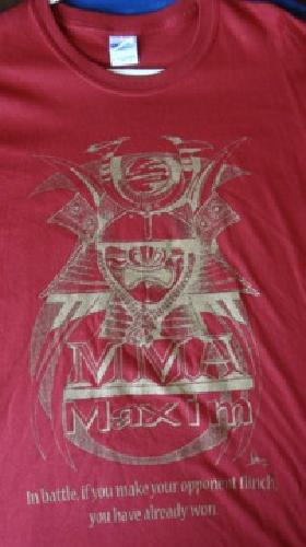 $12.99 OBO T-Shirt Designs inspired by Martial Arts, UFC, MMA