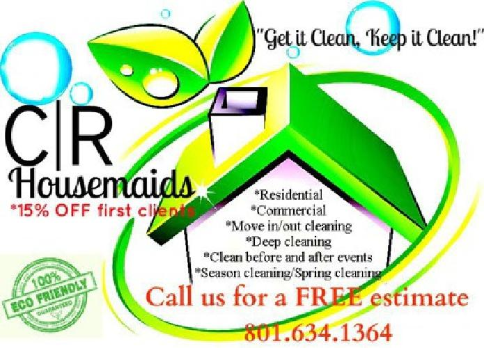 $12 Housemaids Affordable