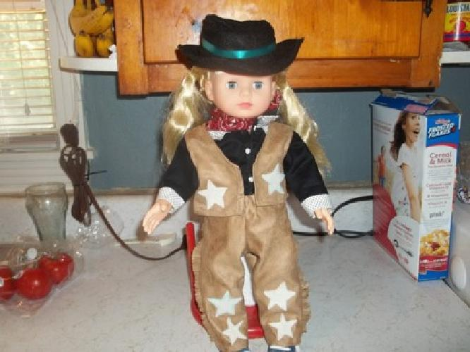$12 western doll clothes