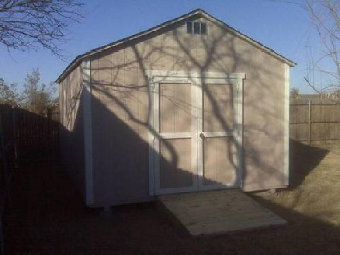 12 X 16 Gable Style Storage Building 2 849 00 In