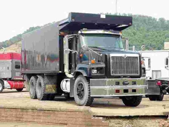$131,995 2010 INTERNATIONAL 5600i Tandem Axle Dump Truck for sale in East Liverpool, Ohio ...