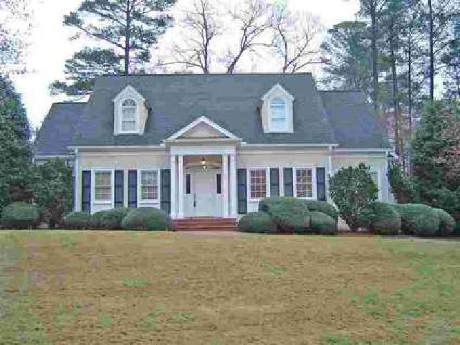 131 Knoxwood Court Spartanburg Three BR, Custom built home on