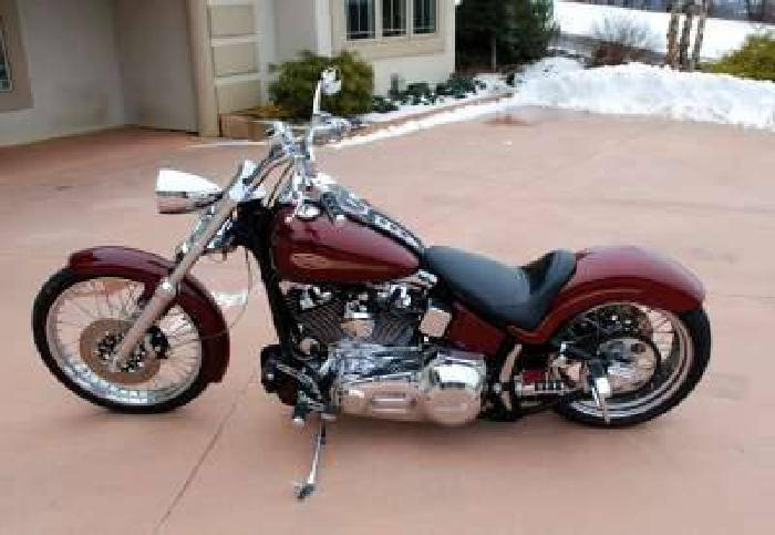 $13,200 2000 Harley-Davidson Softail for sale by Private Seller