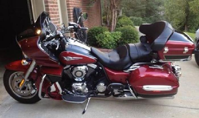 $13,495 2010 Kawasaki Voyager 1700 - 7600 Miles - Better Than New