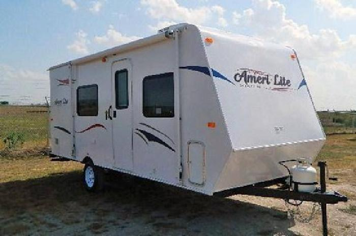 13 495 2013 Gulf Stream Ameri Lite 19rbc Bunks For Sale