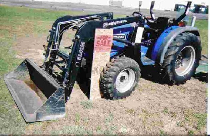 Farmtrac 300dtc Owners manual