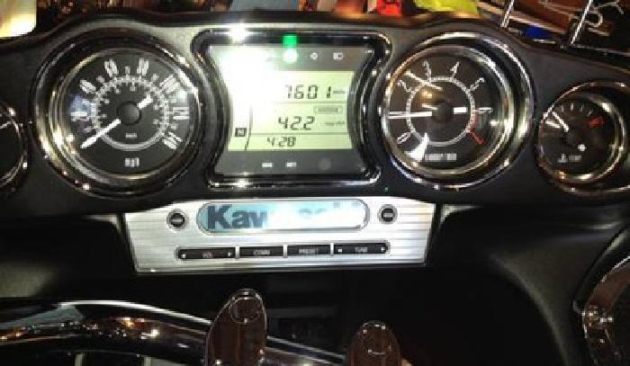 $13,500 KAWASAKI VOYAGER 1700 only 7600 miles - better than new