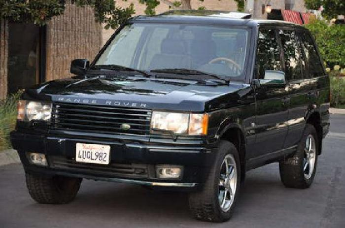 13 500 range rover holland holland edition 130 of 250 made just serviced for sale in. Black Bedroom Furniture Sets. Home Design Ideas