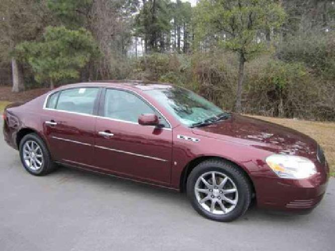 $13,888 2007 Buick Lucerne CXL