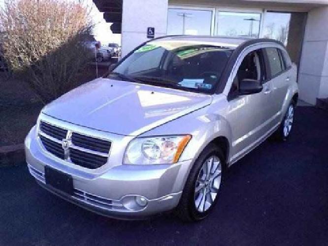$13,894 2011 Dodge Caliber Heat Sport Wagon 4D