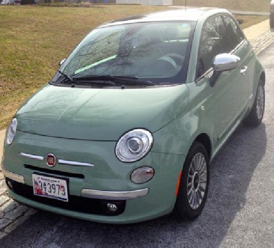 $13,900 2012 Fiat Lounge