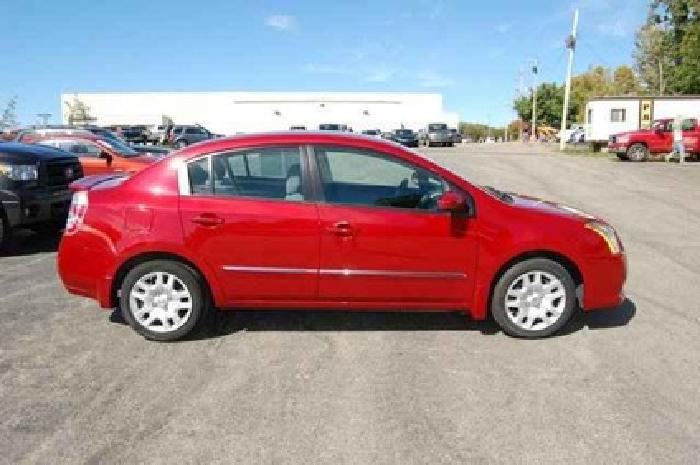 $13,903 2012 Nissan Sentra 2.0