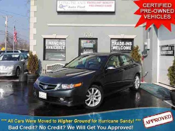 $13,977 2008 Acura TSX