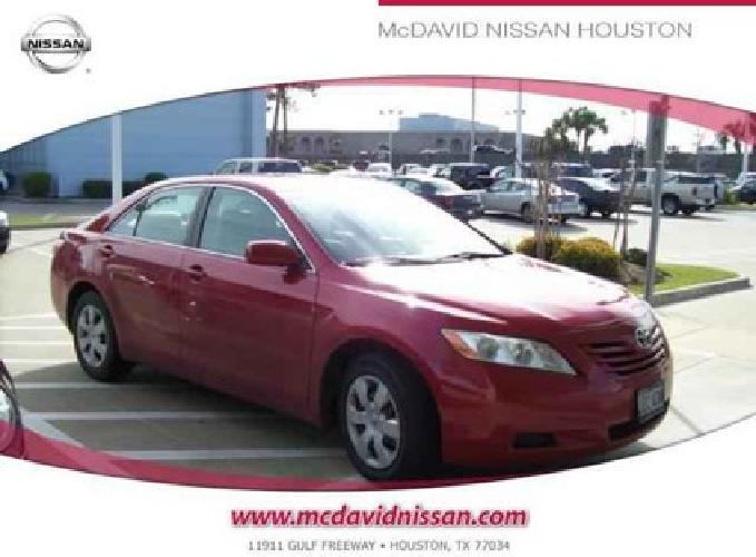 13 981 2008 toyota camry for sale in houston texas classified. Black Bedroom Furniture Sets. Home Design Ideas