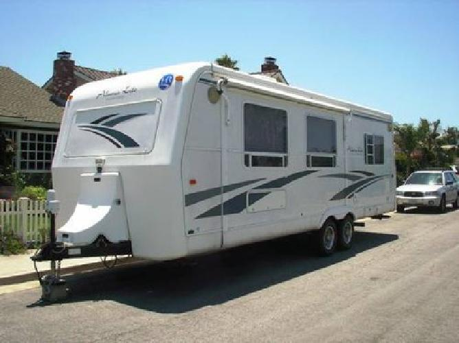 Holiday Rambler Travel Trailer  Ft Ultra Lite