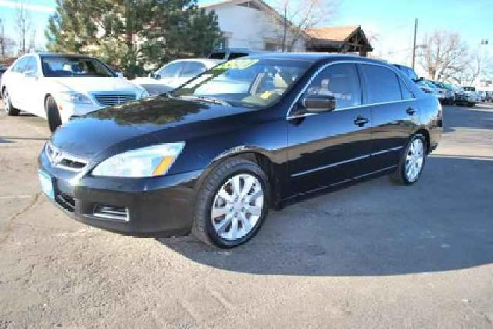 $13,990 Used 2006 Honda Accord for sale.