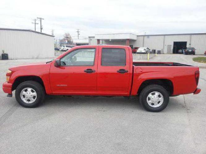 13 999 used 2005 chevrolet colorado for sale for sale in london kentucky classified. Black Bedroom Furniture Sets. Home Design Ideas