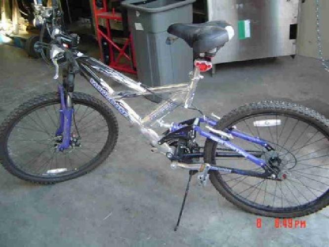 Old Mongoose Bike Mongoose Xr250 Mountain Bike