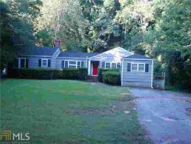 1419 Lavista Rd NE Atlanta Three BR, Adorable cottage on huge lot