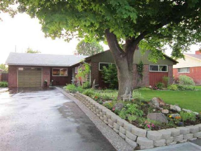 $141,000 Idaho Falls Three BR Two BA, You must view this ranch style home