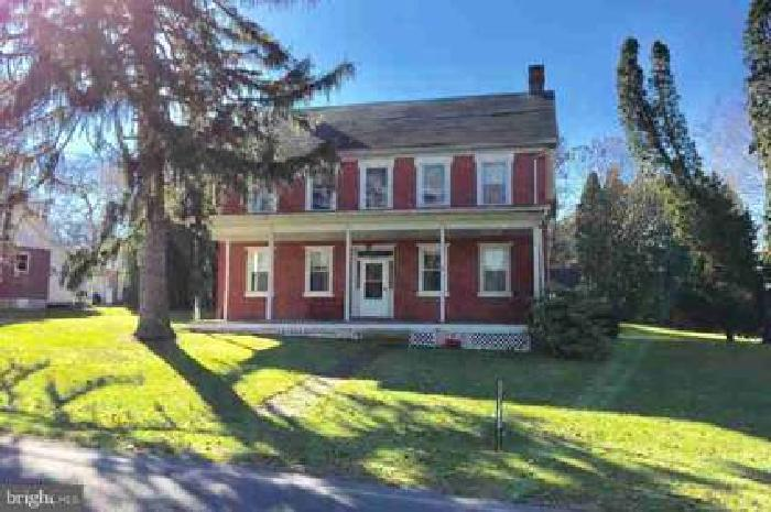 142 Old West Penn Ave Wernersville Four BR, Historic home of