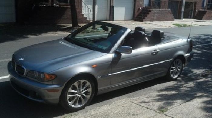 $14,000 OBO 2004 BMW 330ci Convertible - 59k miles