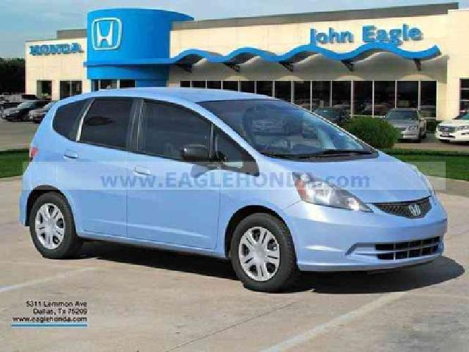 14 003 2010 honda fit base for sale in dallas texas classified. Black Bedroom Furniture Sets. Home Design Ideas