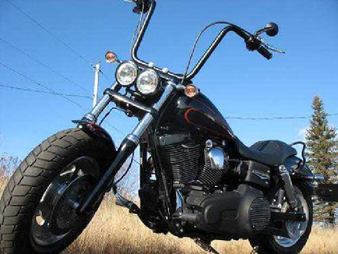 """$14,495 2009 Harley-Davidson® FXDF Dyna Fat Bobâ""""¢ for ..."""