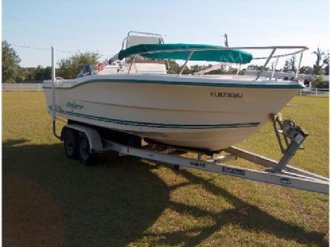 $14,500 2004 Key Largo 2000 Whitecap