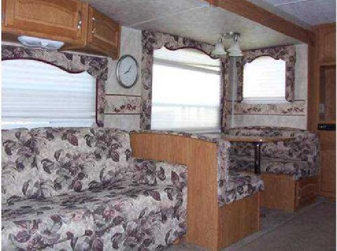 $14,500 2007 Keystone Sprinter-299 Rls Travel Trailer