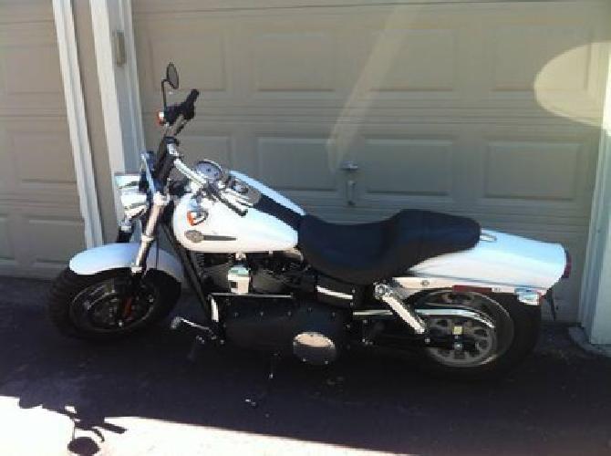 $14,500 2011 Harley Davidson Fat Bob FXDF