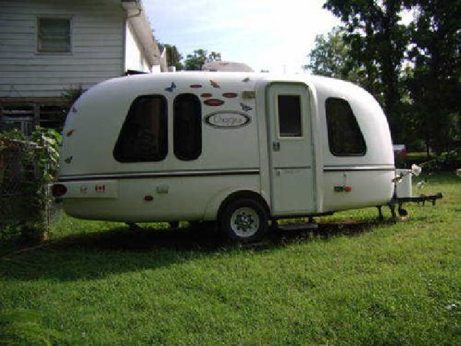 $14,500 Fiberglass camper Bonair Oxygen for sale in Pilot