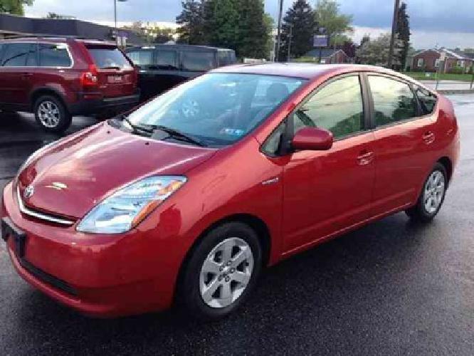 $14,720 2008 Toyota Prius Base