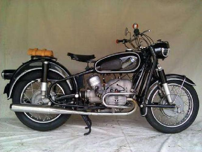 Vintage and Classic - New Used Motorcycles Bobs BMW