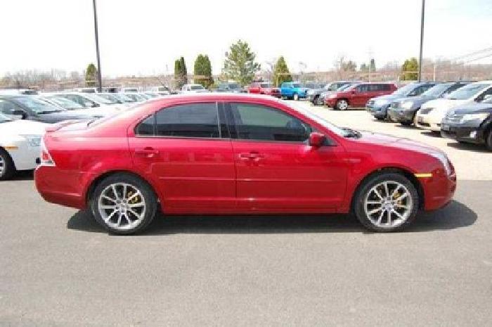 $14,903 2009 Ford Fusion SE