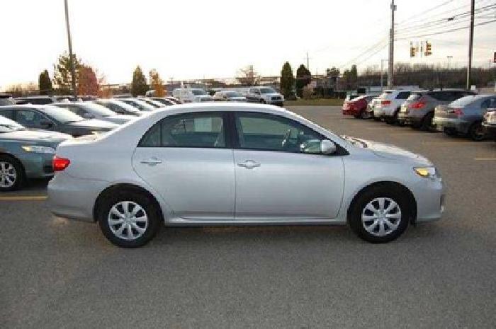 $14,903 2011 Toyota Corolla LE