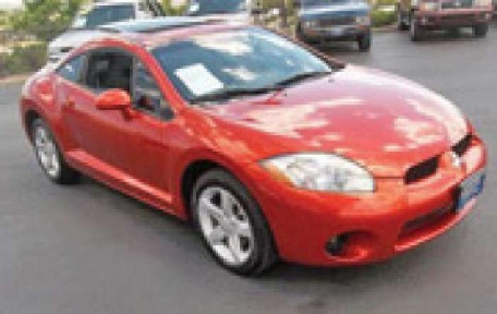 $14,950 2006 - Mitsubishi Eclipse