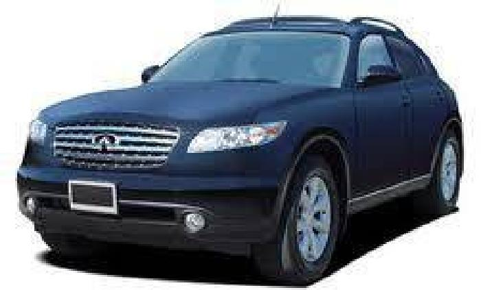 $14,990 Used 2003 Infiniti FX for sale.